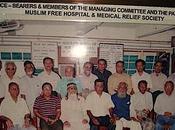 plein coeur Rangoun, musulmans, bouddhistes chrétiens soignent ensemble plus démunis, hors toute considération ethnique, religieuse politique.