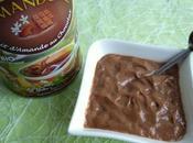 crème hyperprotéinée vanille amande chocolat (diététique, sans gluten, sucres ajoutés riche fibres)