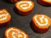 Roulé Apéritif Tomate Fromage frais