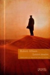 Lettres mortes Robert Allison