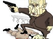 Poutine boucle l'enquête l'assassinat Nemtsov