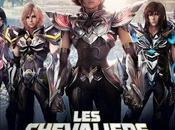 Chevaliers Zodiaque, légende Sanctuaire