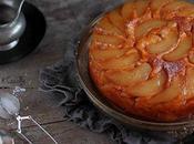 Gâteau Poires Épicées Cannelle Gingembre