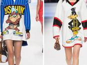 collection Moschino avec Looney Tunes