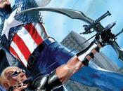 Avengers-Age Ultron: l'affiche Steve Rogers Spiderman chez Captain America!