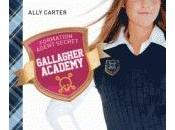 Gallagher Academy Espionne malgré Ally Carter