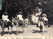 1909- VICHY départ pour promenade