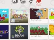 nouvelle application Youtube Kids