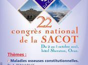 22ème congrès national Société Algérienne Chirurgie Orthopédique Traumatologique SACOT