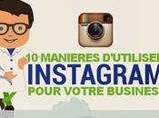 Comment utiliser Instagram pour votre entreprise (Infographie)