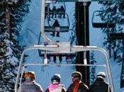 Plus souvent assis skis