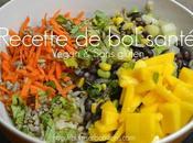 Recette rapide santé (vegan sans gluten)
