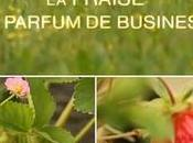 fraise, parfum business