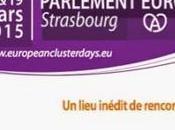 European Cluster Days mars 2015 Parlement Européen Strasbourg