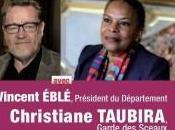 Meeting pour Seine-et-Marne d'avance. Pontault-Combault. Departementales 2015