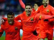 Liga Messi fait show, Barça s'envole