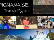 Trail Pignan premier dossard l'année... podium