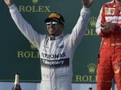 Lewis Hamilton démarre saison trombe
