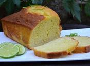 Cake citron vert