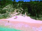 plages sable rose