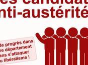 départements, point d'appui contre l'austérité pour alternative gauche