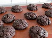 Cookies triple chocolat {Vegan}