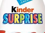 mois marque Kinder Suprise