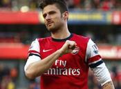 Premier League Giroud libère Arsenal Newcastle