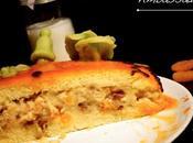 Ambassadeur (pâtisserie), génoise, crème pâtissière fruits pâte d'amande