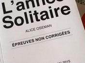 L'année solitaire d'Alice Oseman