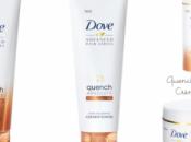 Dove naturel avec gamme pour cheveux bouclés