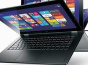 Test l'ordinateur portable Lenovo IdeaPad Yoga