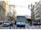 Algérie Renforcement l'ETUSA parc autobus