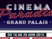Cinéma Paradiso, 2ème édition juin