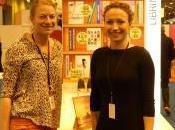Salon Livre, jour Rencontres avec auteurs