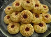 Ghoribas (biscuits marocains moroccan cookies galletas marroquíes)