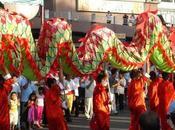 festivités Nouvel Chinois