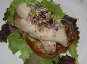 Crostini rougets fenouil