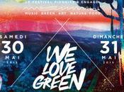 Appel projets Festival Love Green 2015