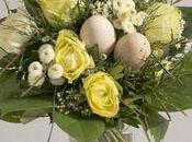 Bouquets Pâques, Interflora.