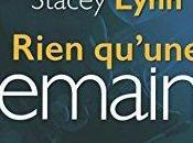 Rien qu'une semaine Stacey Lynn