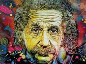 E=mc215, quand streetart rencontre science