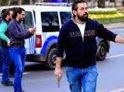 Turquie personne tuée lors d'une attaque visant quartier général police Istanbul