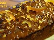 Miam Cake Chocolat oranges confites