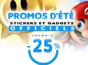 PROMOS D'ETE: accessoires gadgets geek jusqu'à -25%