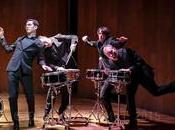 "Quatuor Beat ""Kromoritmos"" Conservatoire Paul Dukas 21/01/2015"