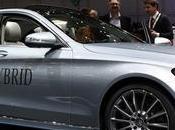 Genève 2015: Mercedes C350e Plug-In Hybrid