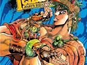 Jojo's bizarre adventure Battle tendency Tome Hirohiko Araki