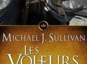 révélations Riyria (tome Voleurs d'Épées, Michael Sullivanvis