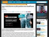 Jean-Louis Etienne pôle position avec GoodPlanet